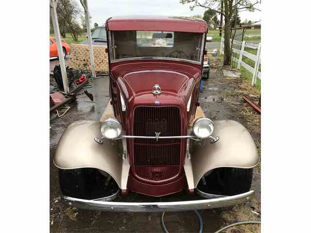 1933 Ford Pickup | 974072