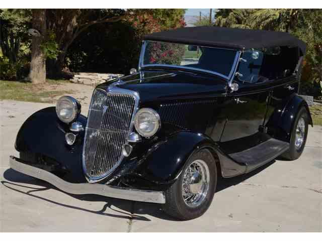 1934 Ford Phaeton | 974083