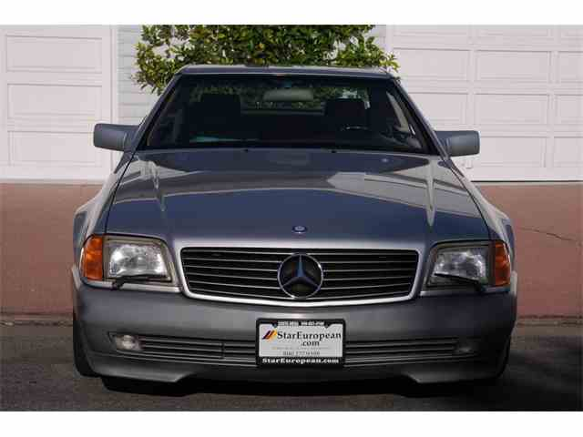 1992 Mercedes-Benz 500SL | 974085