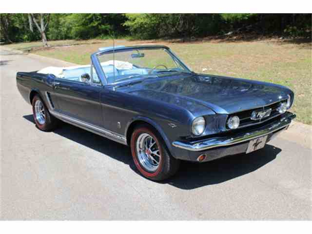 1965 Ford Mustang | 974089