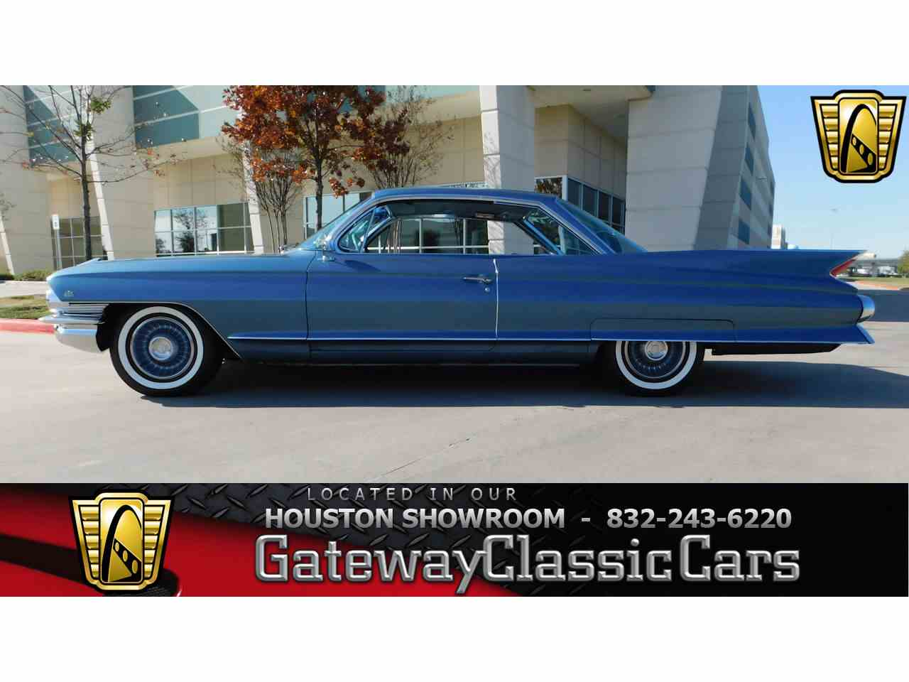 1956 cadillac deville for sale on classiccars com 9 - 1961 Cadillac Coupe Deville 970409