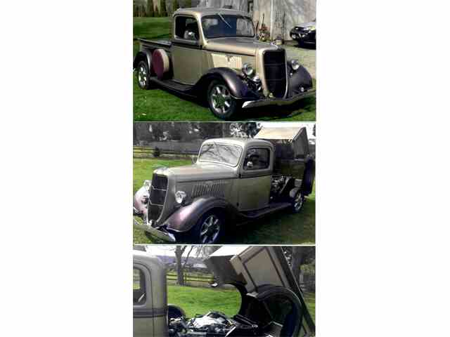 1935 Ford Pickup | 974092
