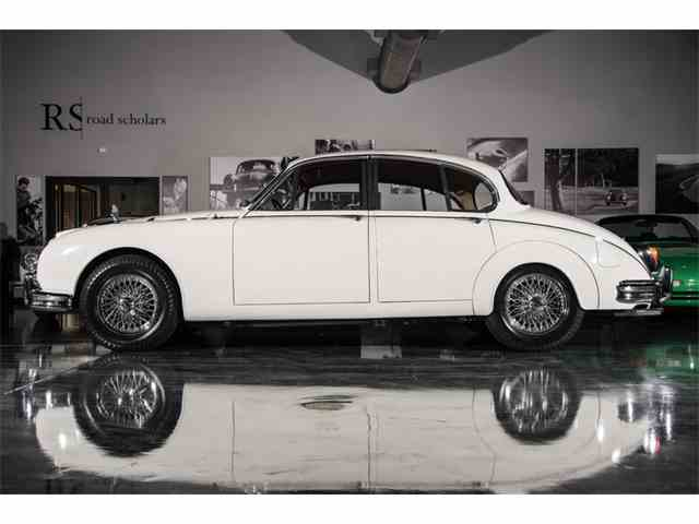 1962 Jaguar Mark II | 974096