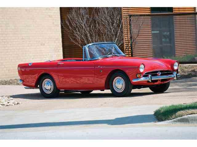 1965 Sunbeam Tiger | 970041