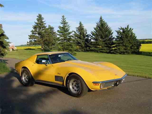 1971 Chevrolet Corvette | 974101