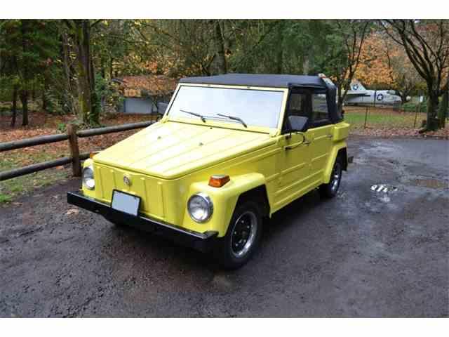 1974 Volkswagen Thing | 974104