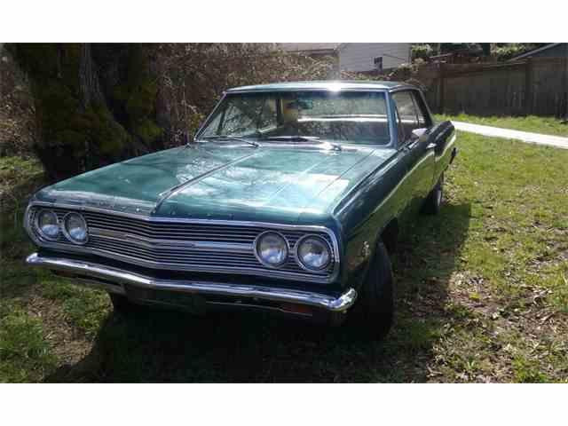 1965 Chevrolet Malibu | 974108