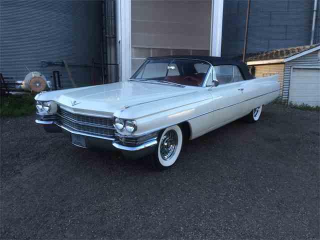 1963 Cadillac Convertible | 974114