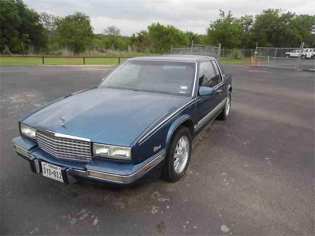 1989 Cadillac Eldorado Biarritz | 974120