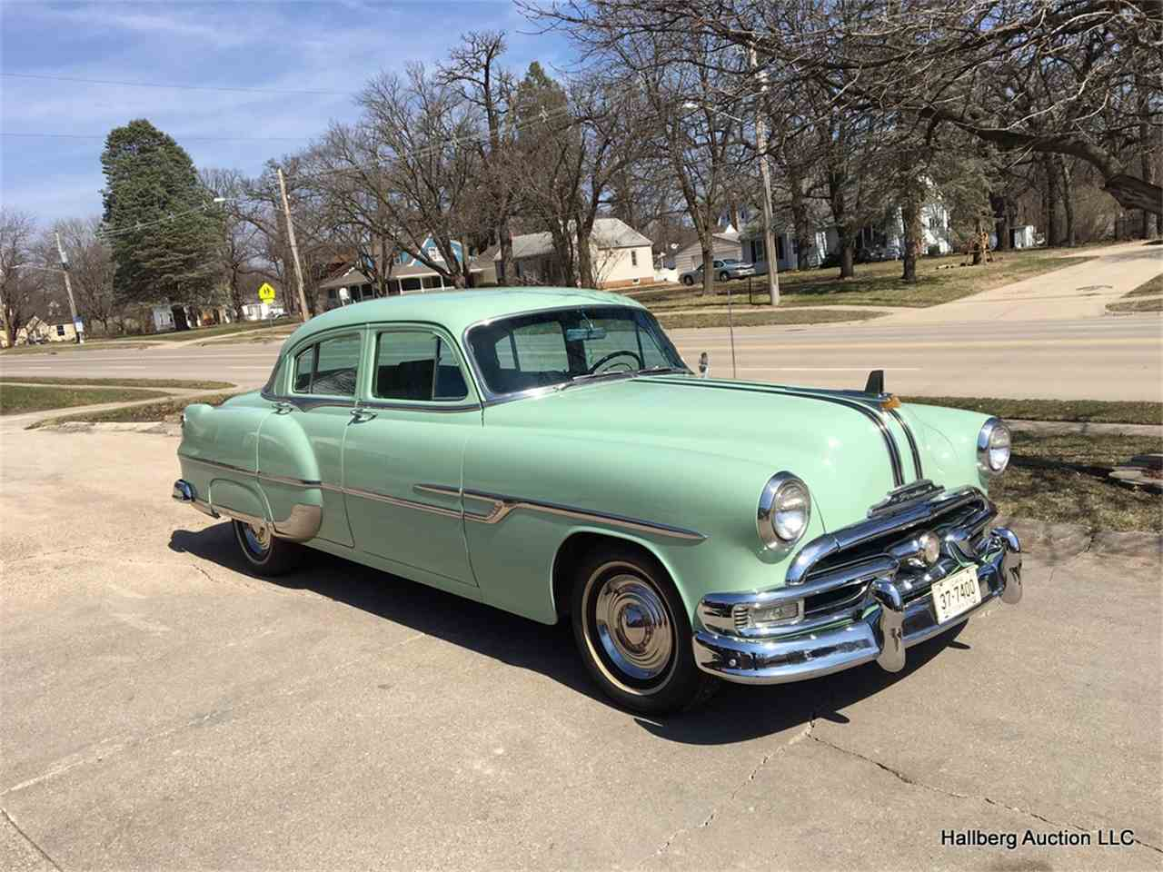 1953 Pontiac Chieftain For Sale Cc 974122
