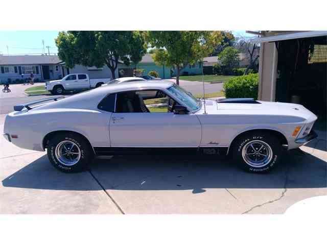1970 Ford Mustang Mach 1 | 974123