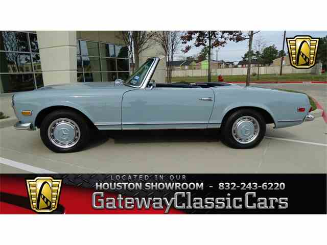 1968 Mercedes-Benz 280SL | 970413