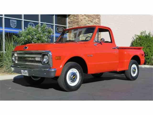 1970 Chevrolet C10 | 974134