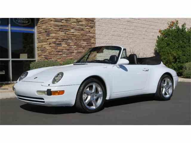 1997 Porsche 911 Carrera 4 | 974147