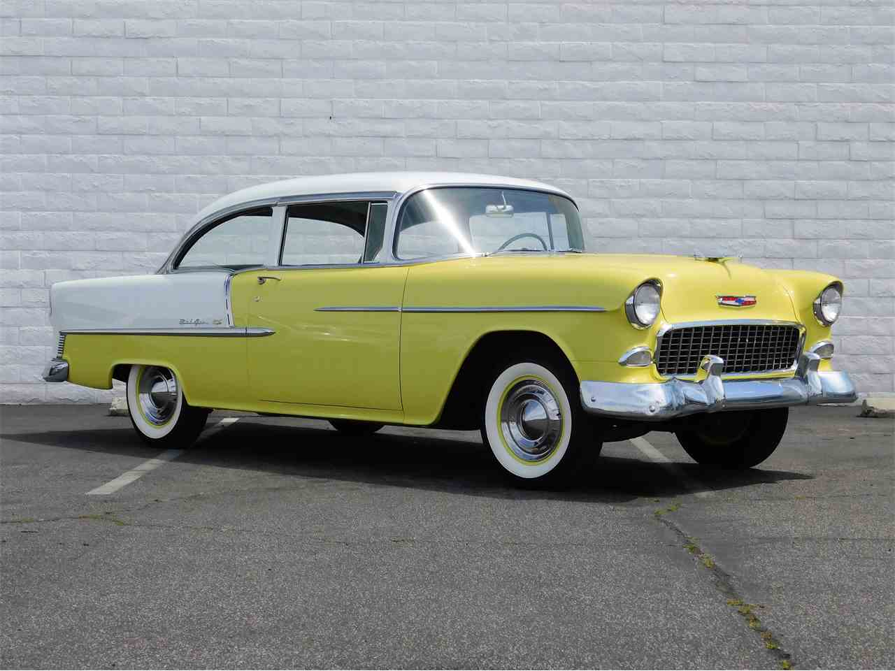 1955 chevrolet bel air for sale cc 974151 for 1955 chevy bel air 4 door for sale