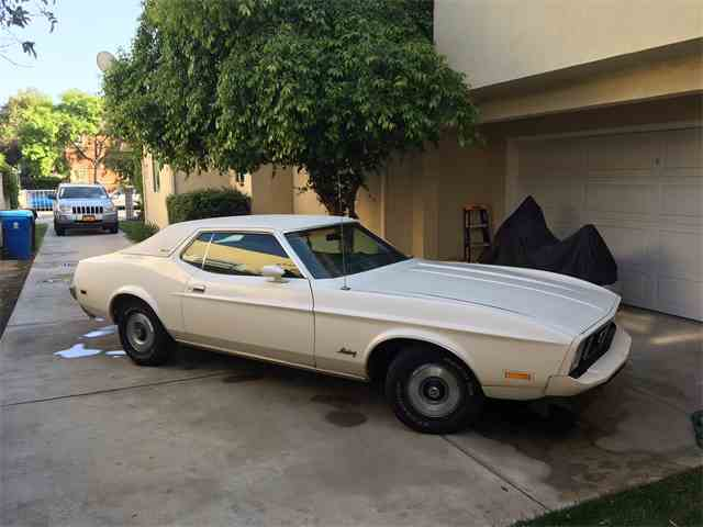 1973 Ford Mustang Grande | 974159