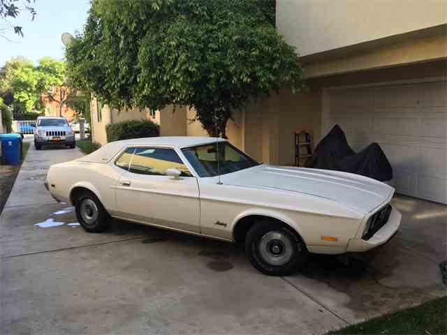 1973 Ford Mustang Grande | 974159