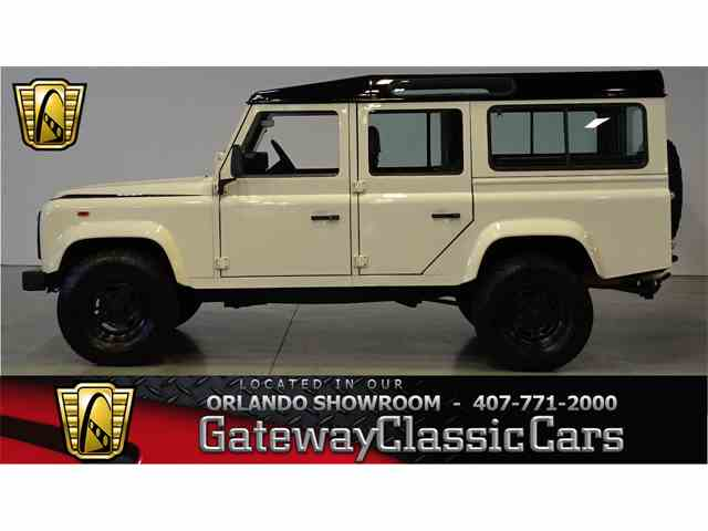 1989 Land Rover Defender | 974167