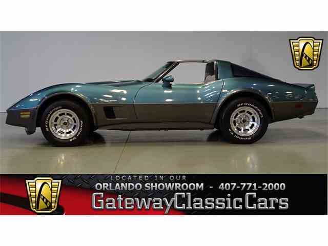 1982 Chevrolet Corvette | 974169