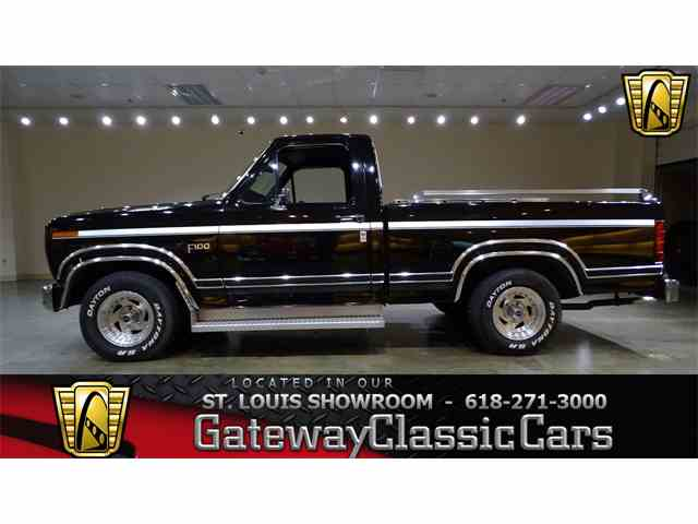 1982 Ford F100 | 974170