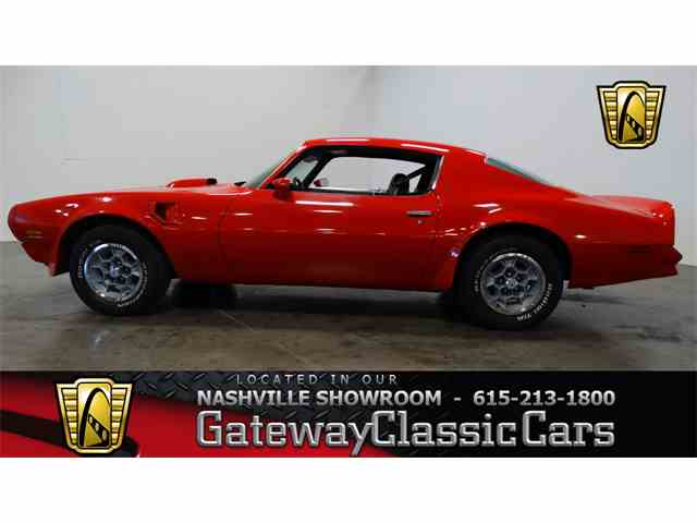 1974 Pontiac Firebird Trans Am | 974172