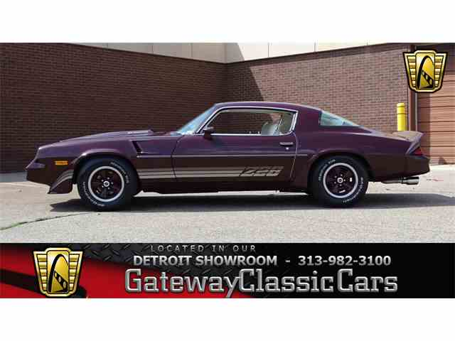 1980 Chevrolet Camaro | 974175