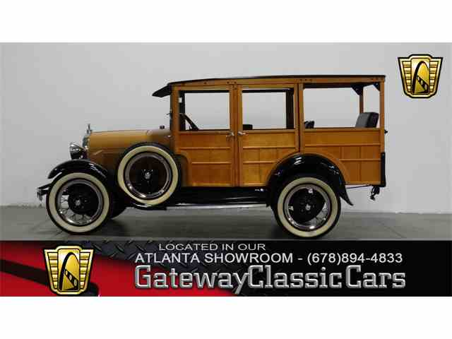 1929 Ford Model A | 974183
