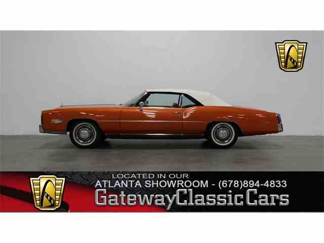1975 Cadillac Eldorado | 974184