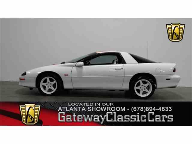 1997 Chevrolet Camaro | 974188