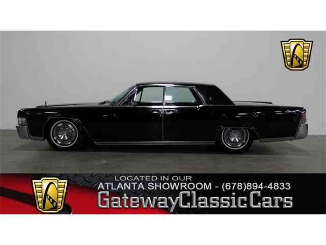 1965 Lincoln Continental | 974190