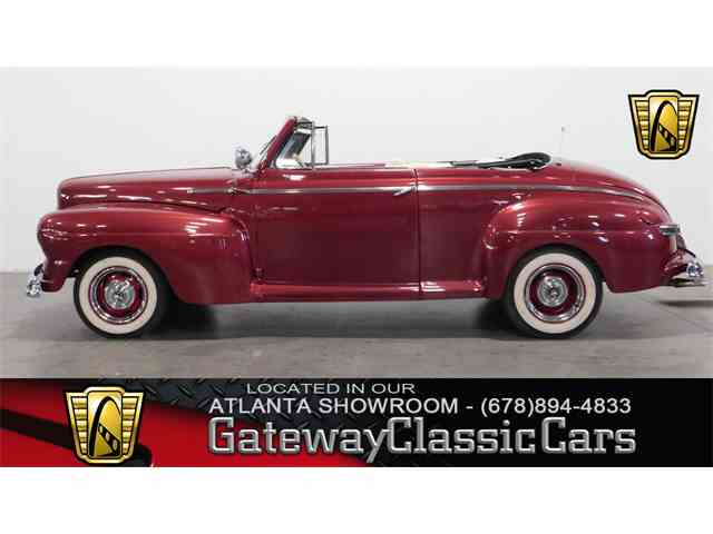 1947 Mercury 2-Dr Coupe | 974192