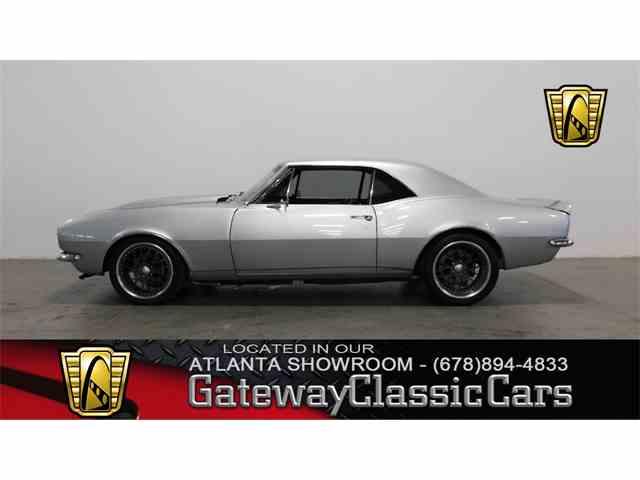 1967 Chevrolet Camaro | 974193
