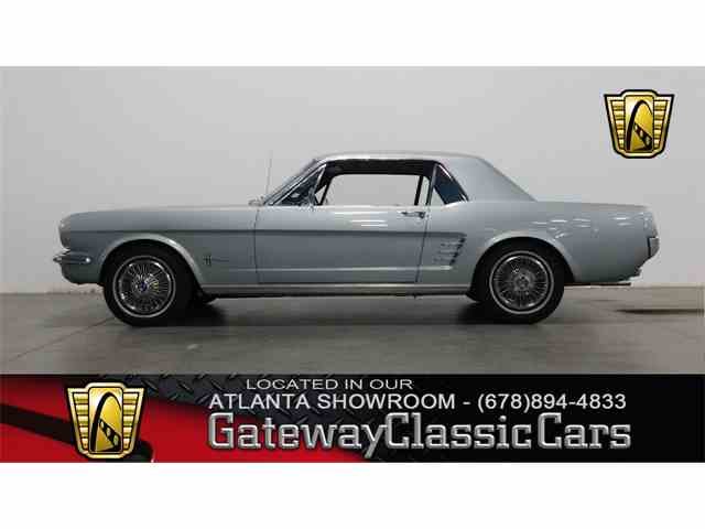 1966 Ford Mustang | 974194