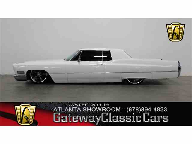 1968 Cadillac Coupe DeVille | 974202