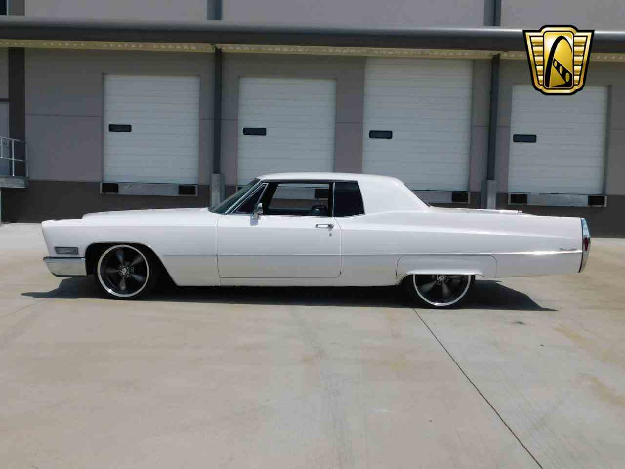 1968 Cadillac Coupe DeVille For Sale