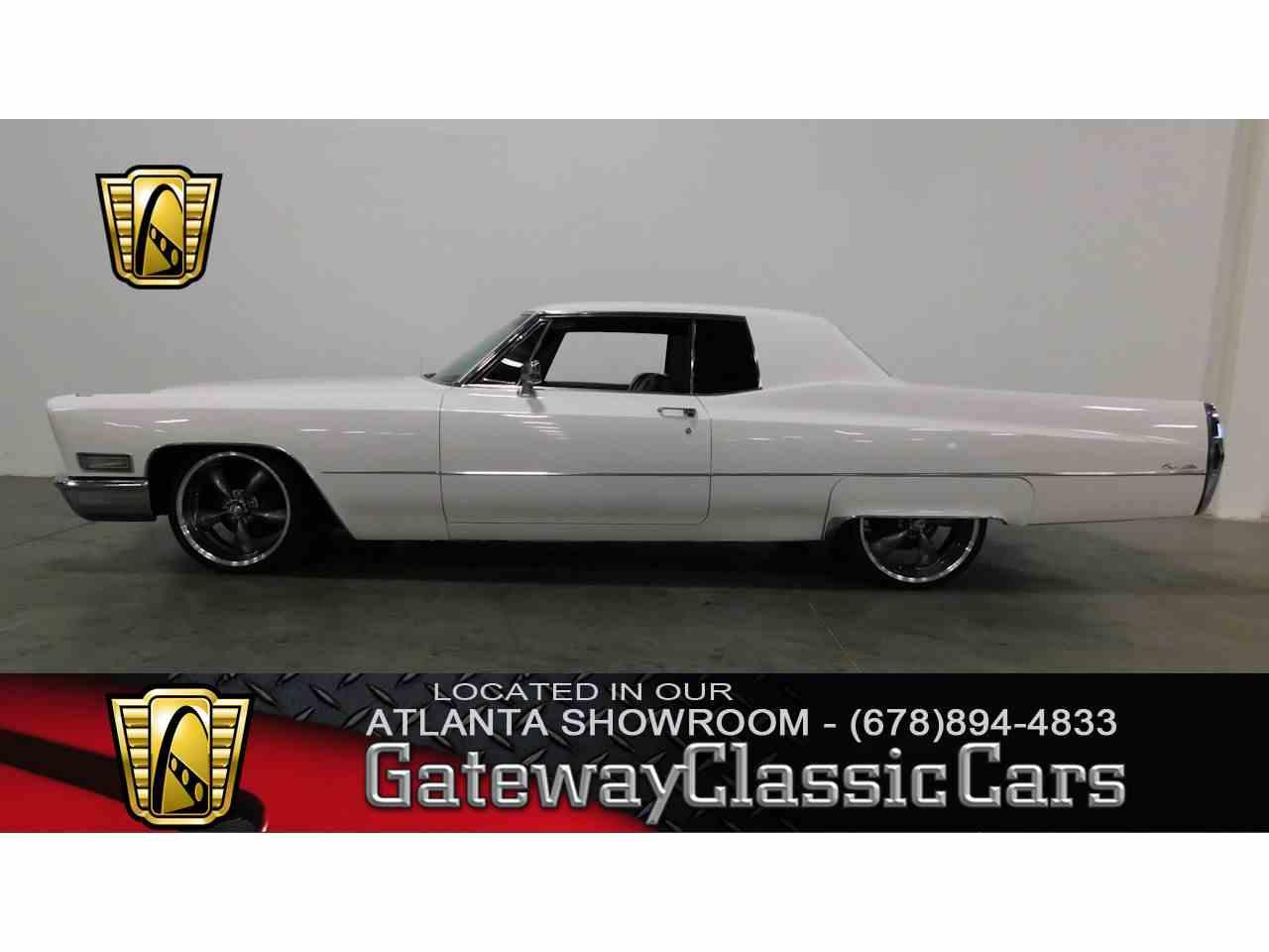 1968 Cadillac Deville Ebay Autos Post