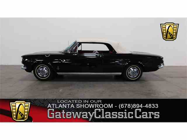 1962 Chevrolet Corvair | 974205