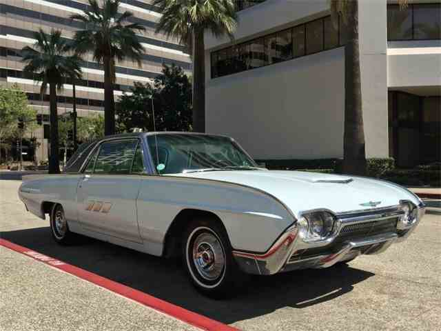 1963 Ford Thunderbird | 974213