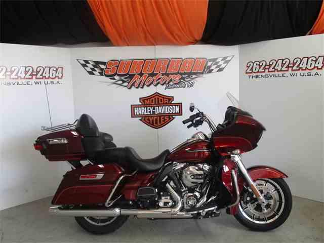 2016 Harley-Davidson® FLTRU - Road Glide® Ultra | 974218