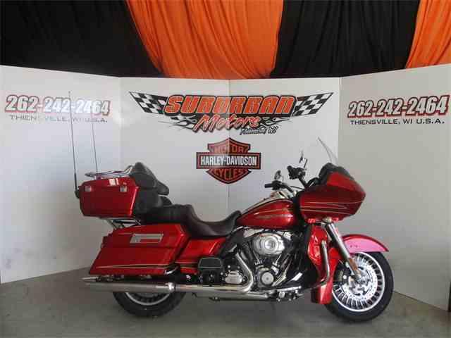 2013 Harley-Davidson® FLTRU - Road Glide® Ultra | 974219