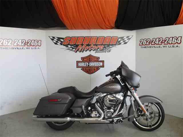2016 Harley-Davidson® FLHXS - Street Glide® Special | 974221