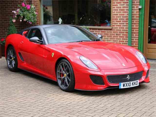 2010 Ferrari 599 GTO RHD | 974222