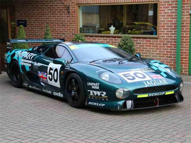 1993 Jaguar XJ220C TWR Works Le Mans GT Class Winner | 974224