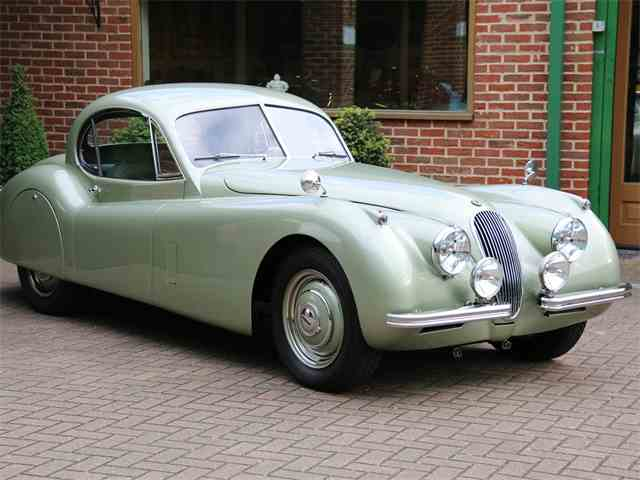 1952 Jaguar XK120 LHD 3.4 FIXED HEAD COUPE | 974226