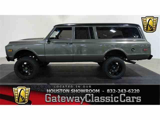 1972 Chevrolet Suburban | 970423