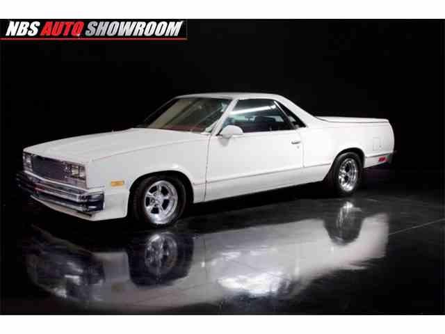 1986 Chevrolet El Camino | 974232