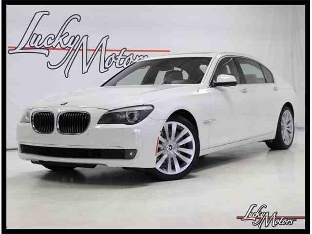 2011 BMW 7 Series | 974238