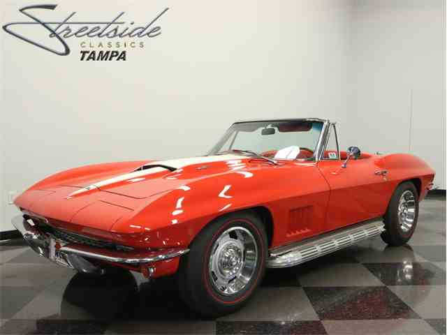 1967 Chevrolet Corvette L68 Convertible | 974261