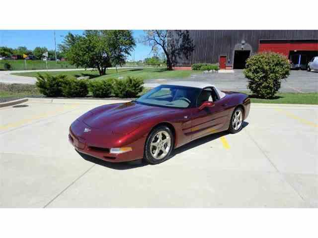 2003 Chevrolet Corvette | 974264