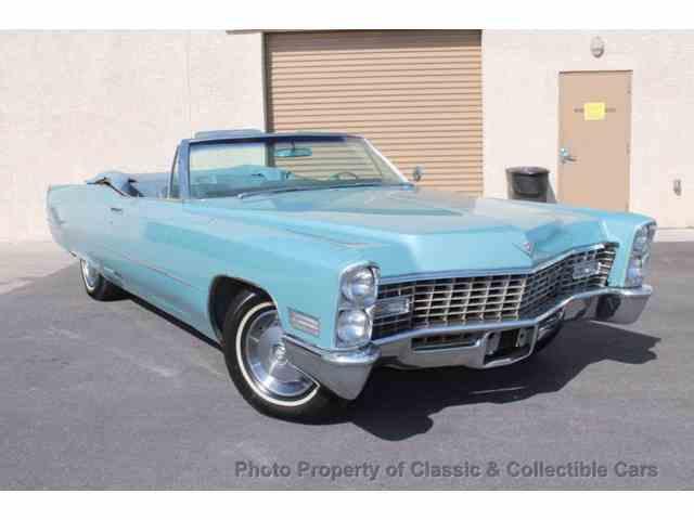 1967 Cadillac DeVille | 974267